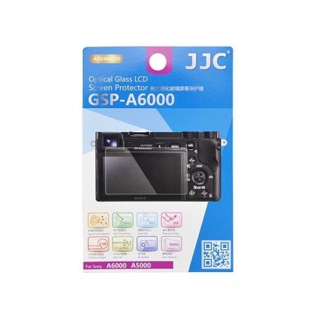 JJC Folie protectie ecran sticla optica pentru Sony A6300/A6000/A5000