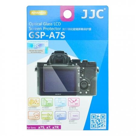 JJC Folie protectie ecran sticla optica pentru Sony A7S/A7R