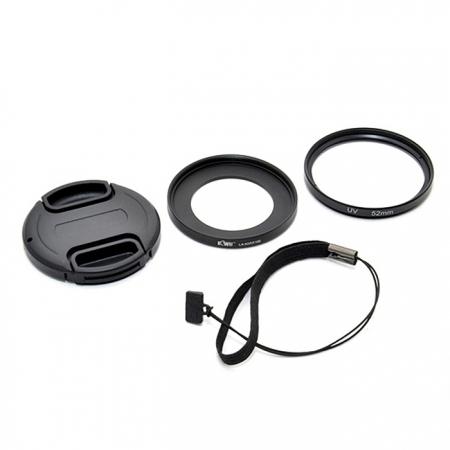 JJC KWF-RX100 Kit filtru UV 52mm pentru Sony RX100