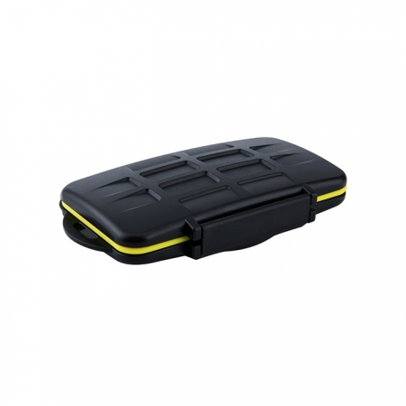 JJC MC-SD6CF3 - Carcasa carduri memorie