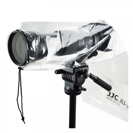 JJC RI-5 Husa ploaie pentru aparate foto