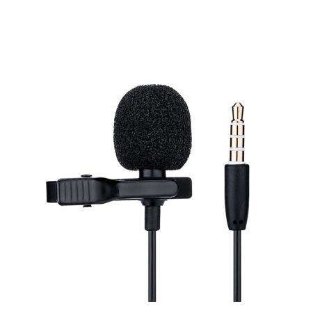 JJC SGM-28 - Microfon lavaliera pentru dispozitive mobile