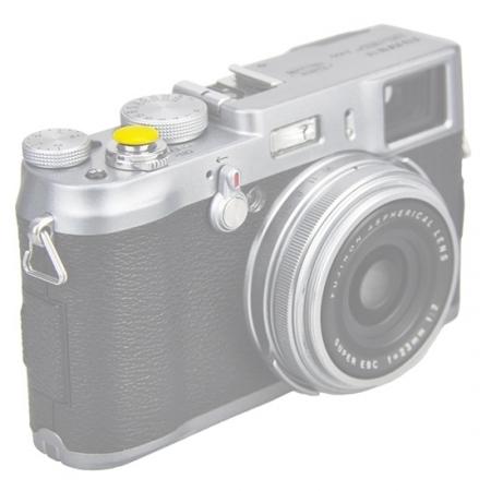 JJC SRB-B10Y - Buton pentru declansare aparat foto - galben