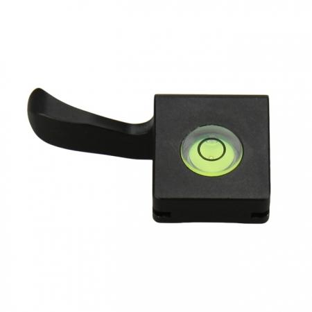 JJC TA-X100(B) - Grip deget cu bula nivel pentru Fujifilm X100 (negru)