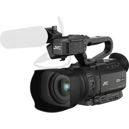 JVC GY-HM200 - Camera Video 4KCAM, Live streaming