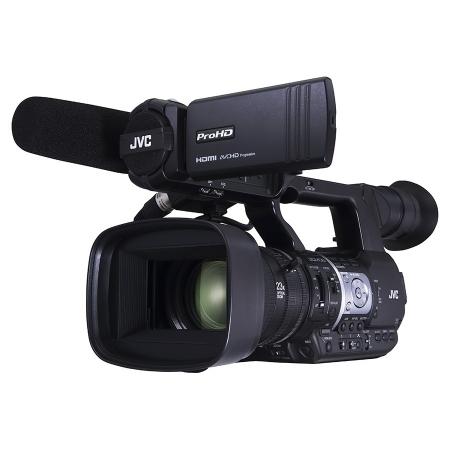 JVC GY-HM660E - Camera video HD ENG