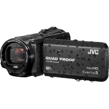 JVC GZ-RX615 - Camera video
