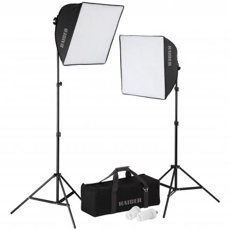 Kaiser #3167 studiolight E70 Kit - set lumina continua