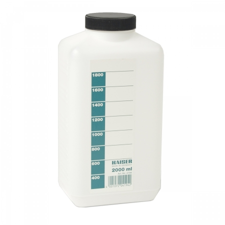 Kaiser #4194 - recipient plastic 2000ml alb
