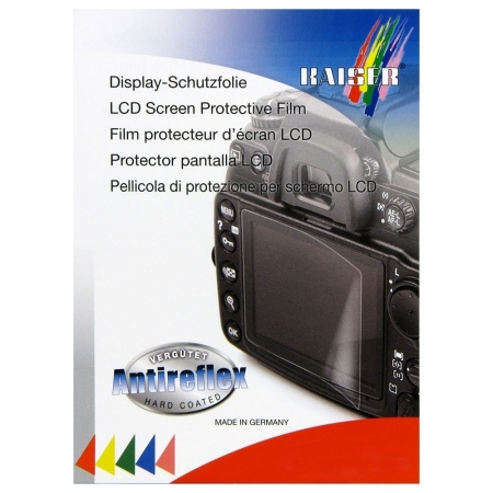 Kaiser 6680 - Folie protectie LCD pentru Nikon D5300