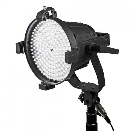 Kast KLSL-197R - Lampa video cu 197 leduri 5300-5900K - RS125003805