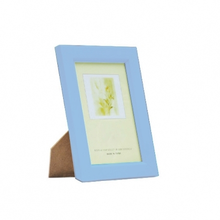 Kathay Photo Frame solid color blue 13x18