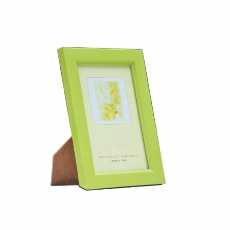 Kathay Photo Frame solid color green 13x18