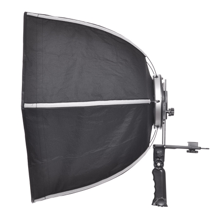 Kathay Portable Hexagon Softbox 62cm - softbox blit pe patina