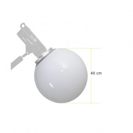 Kathay Soft Box Ball - glob difuzie 40cm, montura Elinchrom