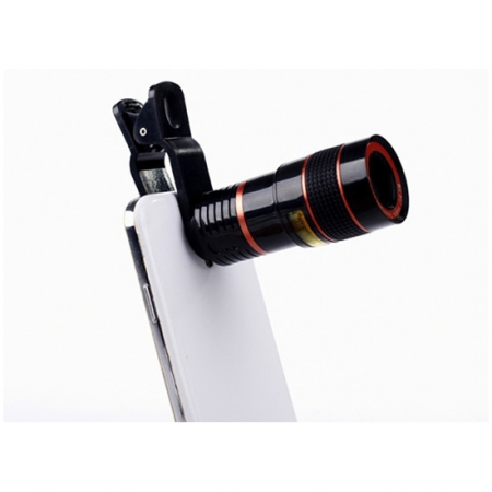 Kathay Teleobiectiv 8x pentru telefoane mobile - negru