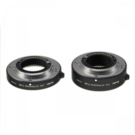 Kenko Extension Tube - set inele Micro Four Thirds pentru Olympus