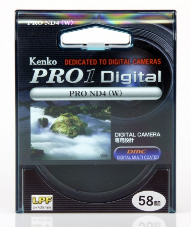 Kenko Filtru PRO1 D ND4 58mm - RS2303600