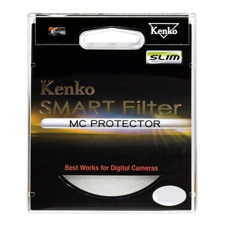Kenko Smart MC Protector Slim - filtru de protectie 62mm