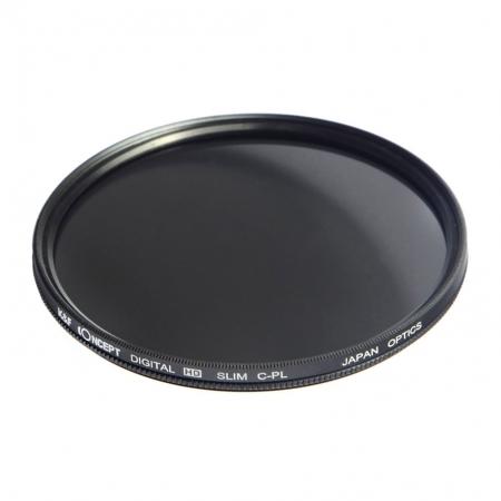 KentFaith Filtru Polarizare Circulara Slim 58mm