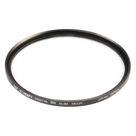 KentFaith - Filtru UV slim, 49mm