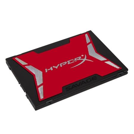 Kingston 120GB HyperX SAVAGE - SSD intern, 2.5