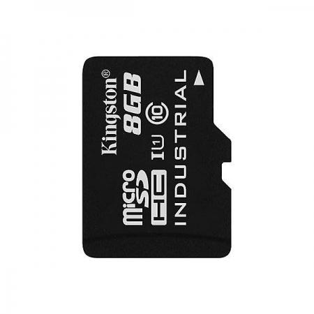 Kingston Industrial Temperature microSDHC, 8GB, UHS-I