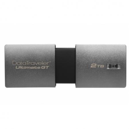 Kingston DataTraveler Ultimate GT, 2TB, USB 3.1/3.0, 300MB/s citire, 200MB/s scriere