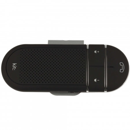Kit BTCARP - Car Kit (Speakerphone) cu incarcator auto/ USB, prindere parasolar auto, Multi-Point