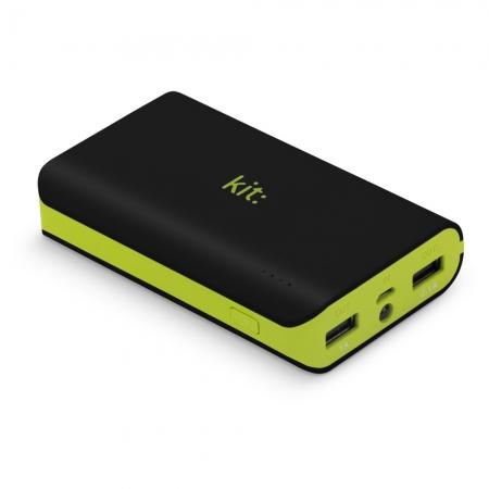 Kit PWRB6BKKT - Incarcator portabil universal Basic, capacitate baterie 6000 mAh