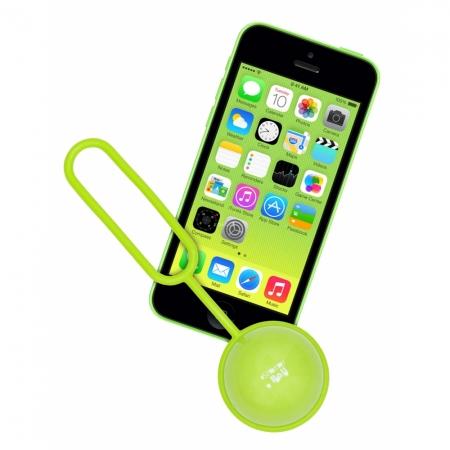 Kit Vision ShutterBall - telecomanda bluetooth pentru telefoane mobile - verde