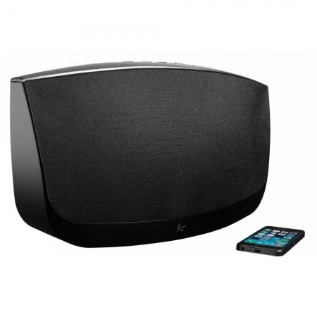 KitSound Evoke - Sistem audio 2.1 cu bluetooth - Negru
