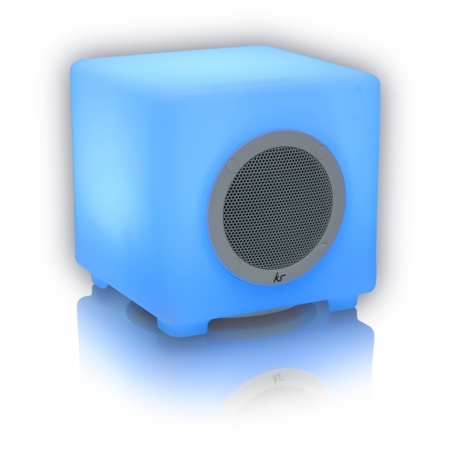 KitSound Glow - Boxa portabila cu bluetooth si LED