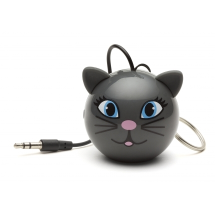 KitSound Mini Buddy Cat Speaker - boxa portabila cu jack 3.5mm