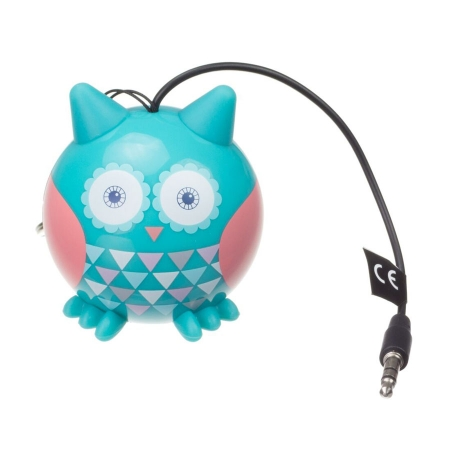 KitSound Trendz Mini Buddy Owl - Pachet cadou - MyDoodle Characters