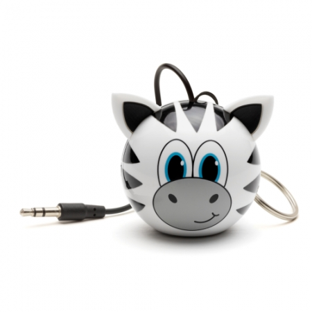 KitSound Trendz Mini Buddy Zebra - boxa portabila