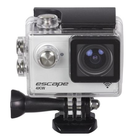 Kitvision Escape 4K - camera de actiune cu filmare 4k  - negru-argintiu RS125023706