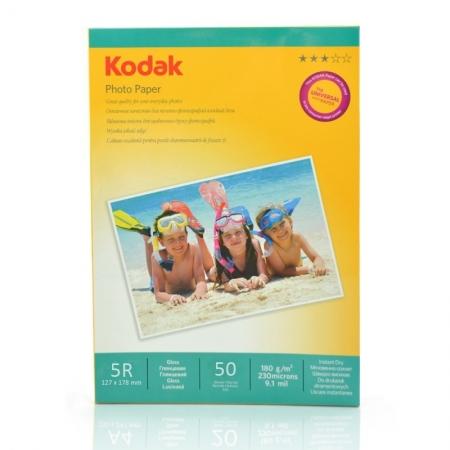 Kodak Glossy hartie foto 13x18 50coli 180gr