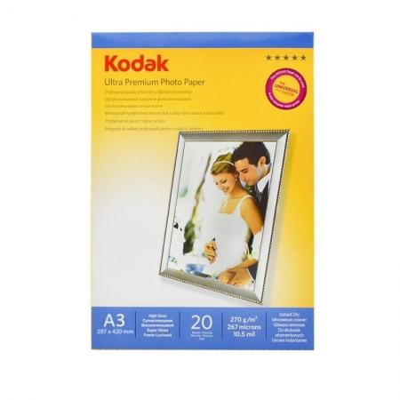 Kodak RC Ultra Premium Glossy hartie foto A3 20coli 270gr