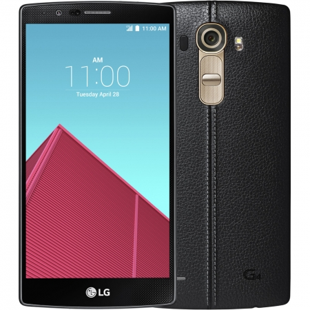 LG G4 H815 32GB LTE Leather Black