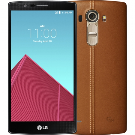 LG G4 H815 32GB LTE Leather Brown