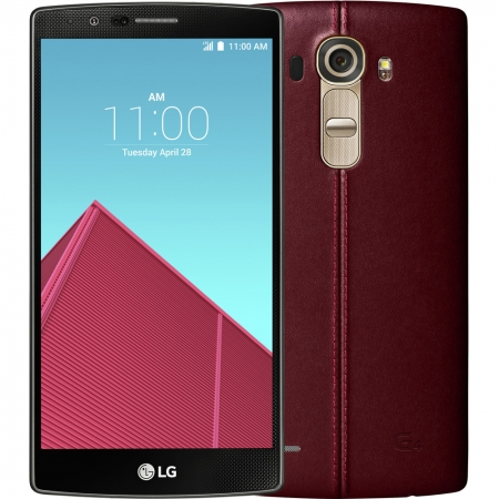 LG G4 H815 32GB LTE Leather Red