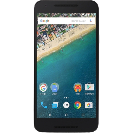 LG Nexus 5X H791 16GB LTE Black RS125022562-4