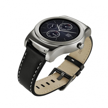 LG Watch Urbane - Smartwatch Silver
