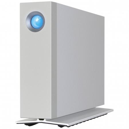 LaCie D2  -  4TB HHD extern Thunderbolt 2, USB 3.0, 7200RPM
