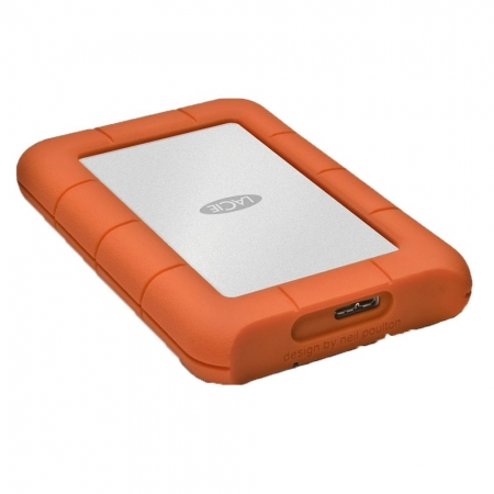 LaCie Hard Rugged Mini - Hard disc extern 1 TB, 2,5'' USB3.0, 5400RP