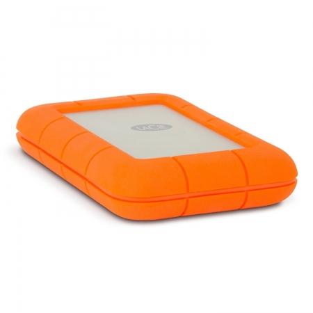 LaCie Rugged SSD v2 Thunderbolt, 500 GB, USB 3.0
