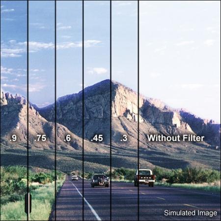 Lee Filters SW150 ND 0.45 Grad Hard 150mmx170mm - filtru densitate neutra