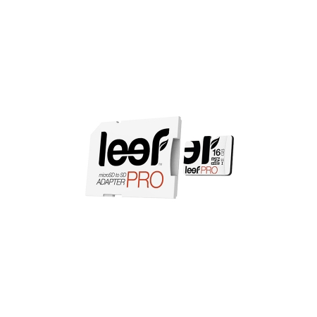 Leef 16 GB PRO MicroSD HC Clasa UHS-1