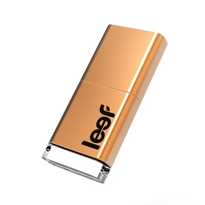 Leef Magnet USB 3.0 Flash Drive 64GB - stick de memorie cupru